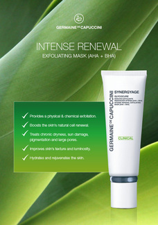 Intense Renewal Exfoliating Mask (AHA+ BHA)